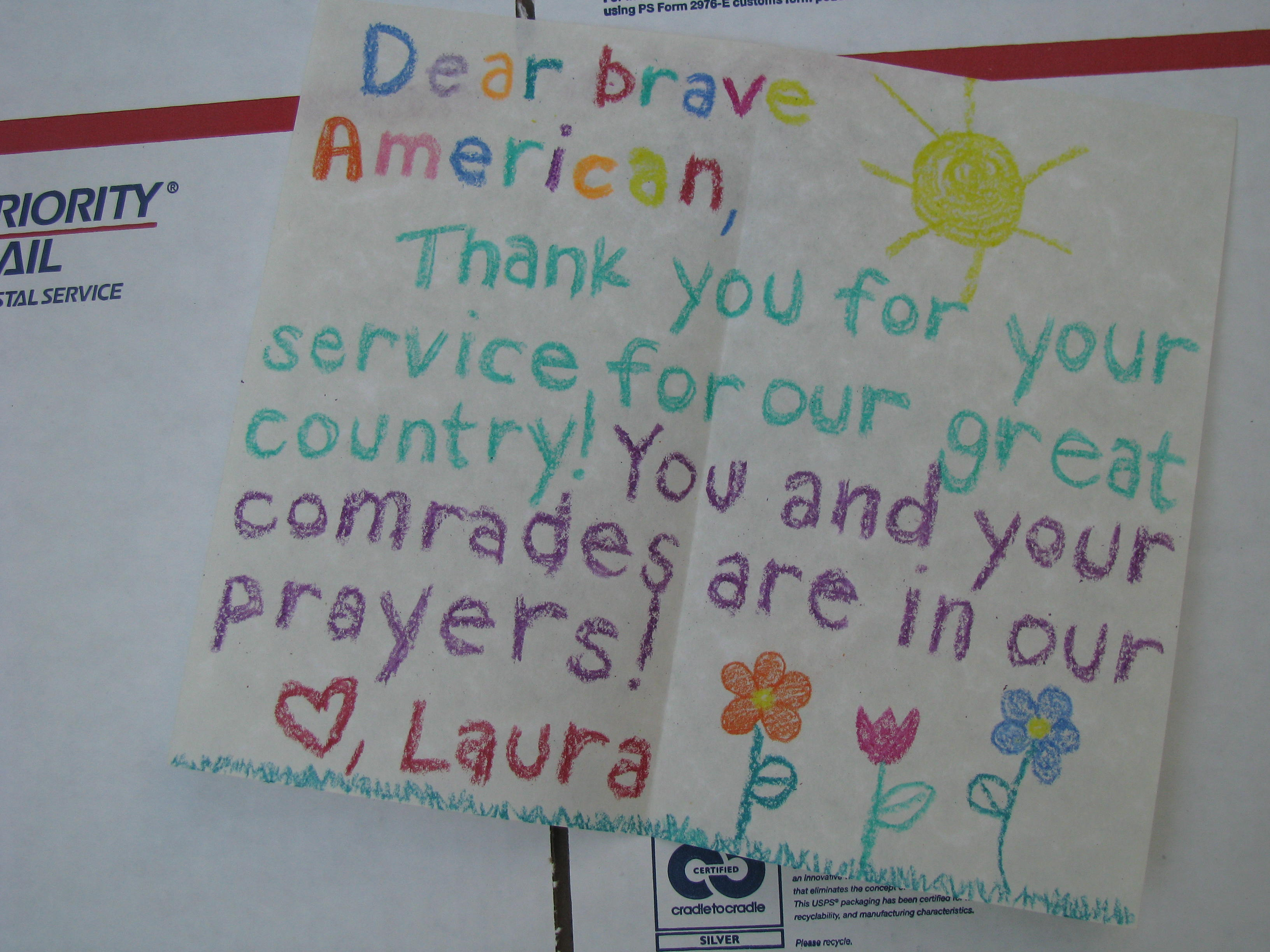 operation gratitudecalifornia army national guard 17330 victory boulevard van nuys ca 91406 attn letter writing program
