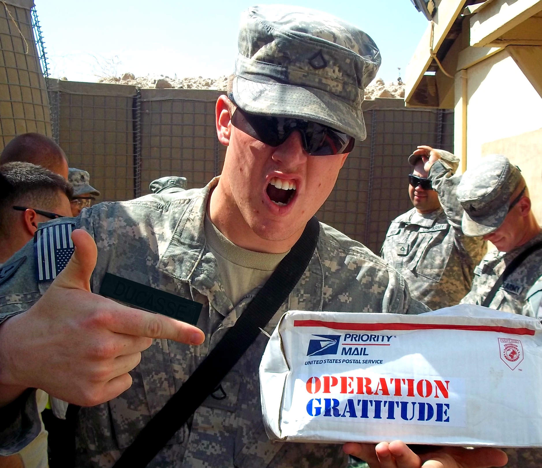 Care Packages For Soldiers Care Packages With Wish