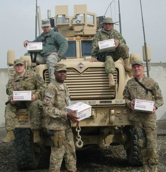 Operation Gratitude Blog | Sending Care Packages to our Military ...