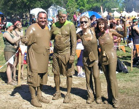 2011 Merrell Down & Dirty Mud Run