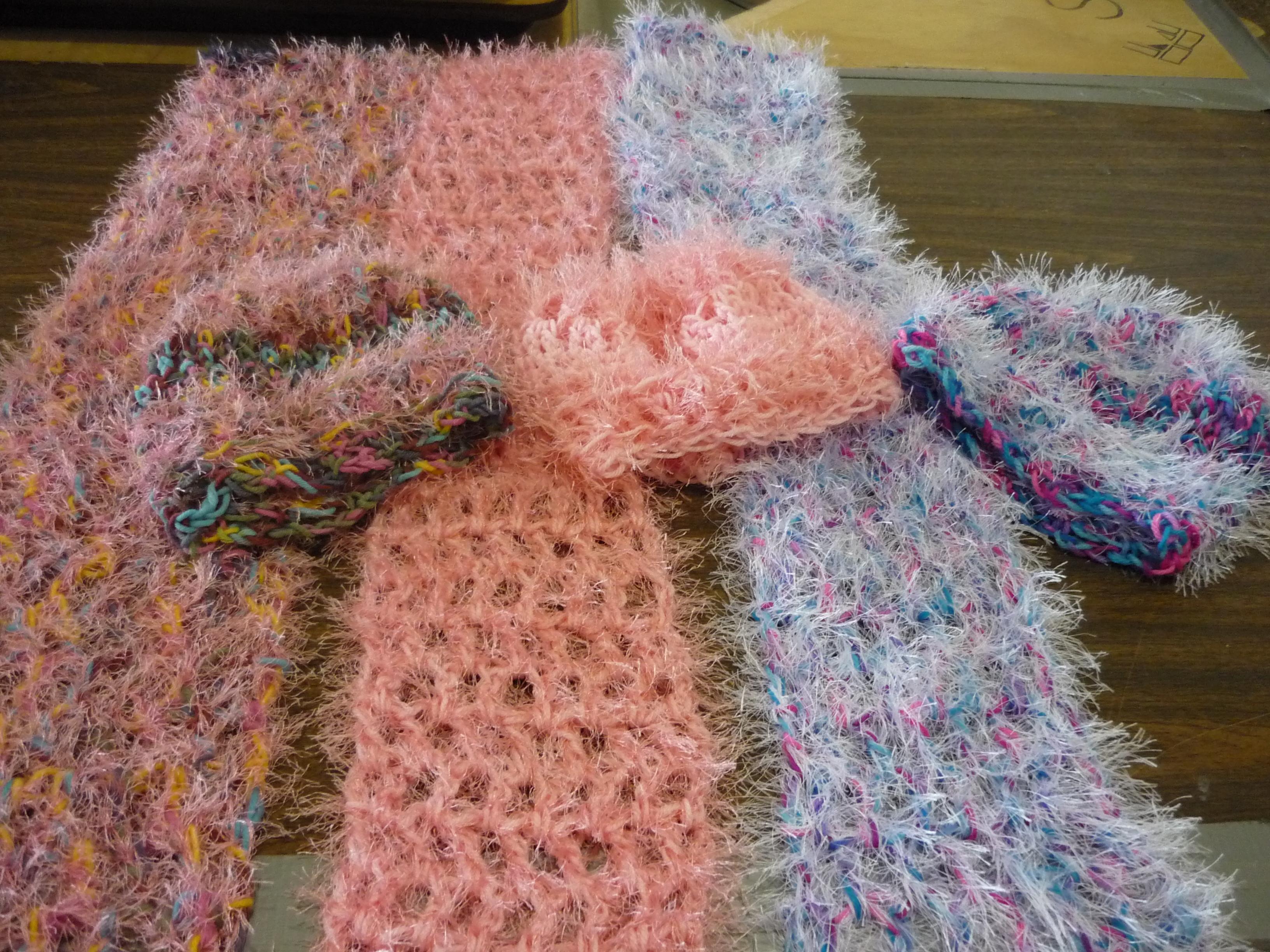 Summer 2012: Scarves for Troops Update | Operation Gratitude Blog
