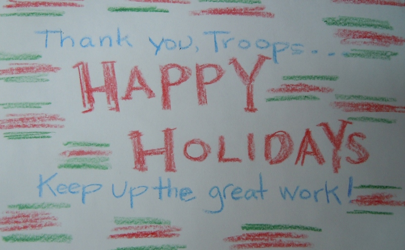 Holiday greeting card design contest operation gratitude blog our troops celebrate a wide variety of holidays please be respectful of all religious m4hsunfo