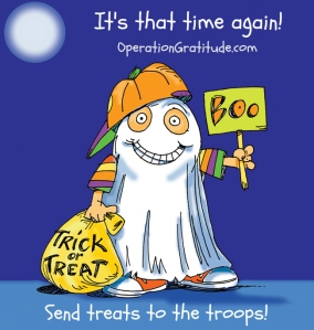 2018 Halloween Candy for Heroes! | Operation Gratitude Blog