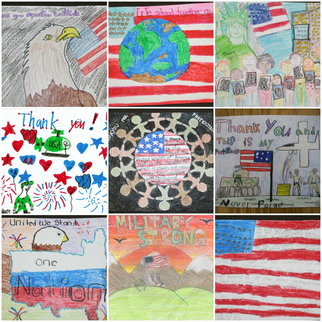 New pictures for patriots greeting card contest operation 2013 p4p collage kristyandbryce Image collections
