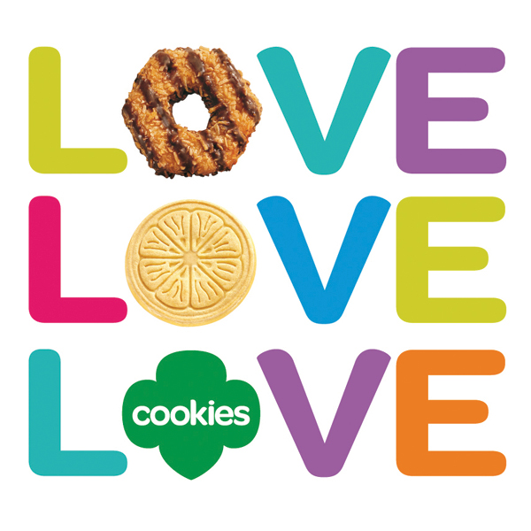 image relating to Girl Scout Cookie Thank You Notes Printable called 2018: Who Doesnt Enjoy Woman Scout Cookies? Medical procedures
