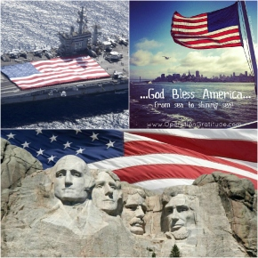 Presidents Day Collage