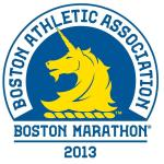 Boston Marathon logo 2013