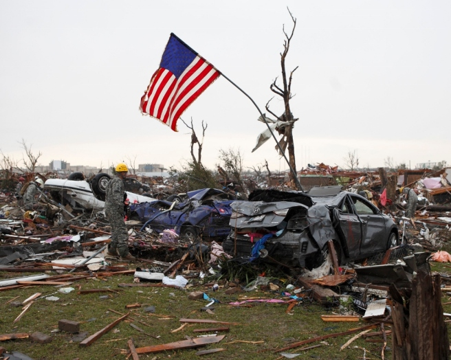63rd CST supports Moore tornado search and rescue operations