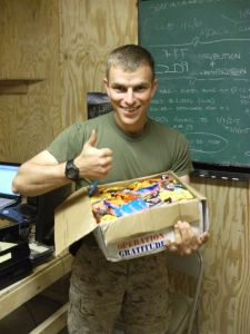 2017 Halloween Candy For Heroes Operation Gratitude Blog