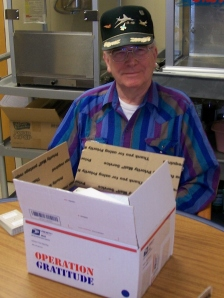 Veterans Care Packages
