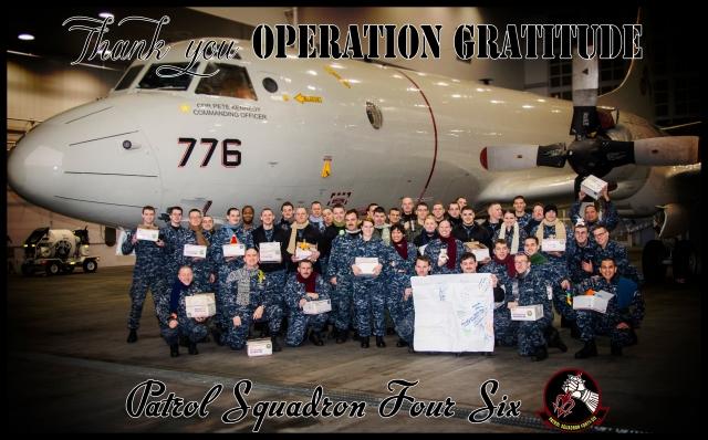 Patrol Squadron Four Six