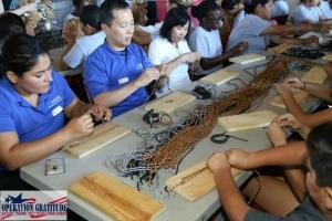 Bracelet Volunteers
