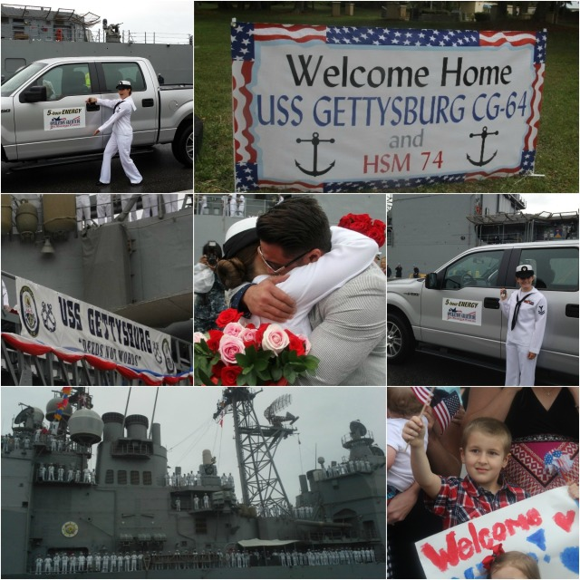 USS.GettysburgCollage