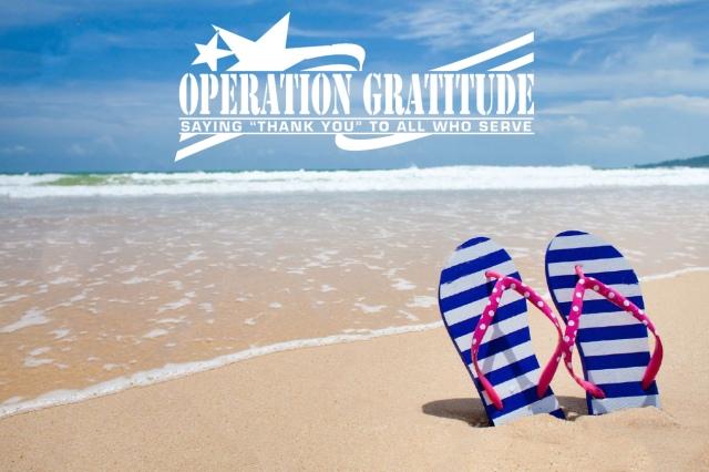 Summer Activities Operation Gratitude